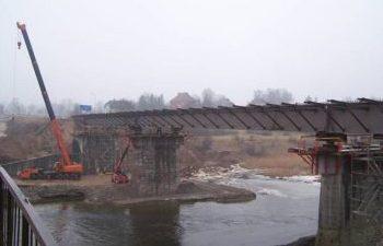 Raseiniai Viaduct, Vilnius District