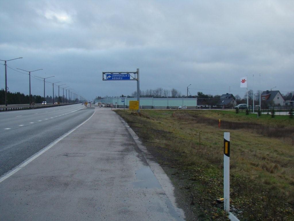 Доставка 3850 м. акустических екранов (разные типы)- Ассаку, Эстония (9)