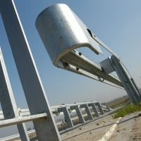 Road and Bridge safety barriers