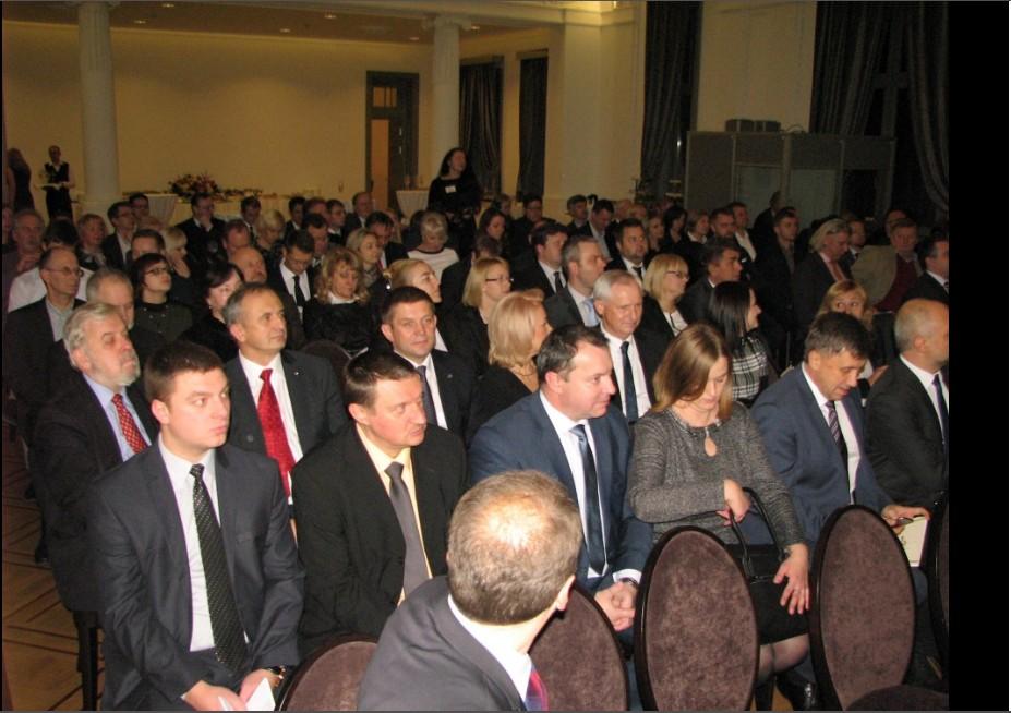 Polish Business Awards 2014